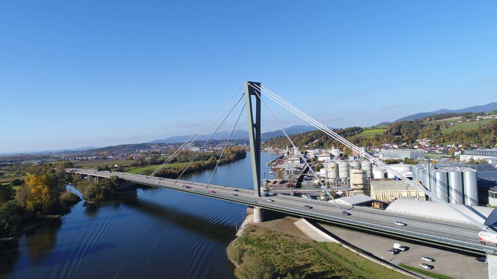 BAB 3 – Autobahnbrücke Deggenau