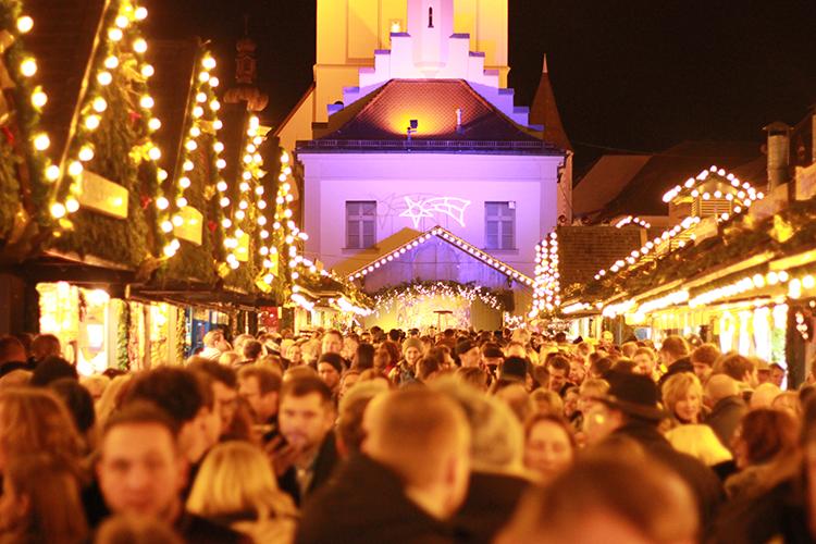 Christkindlmarkt am Alten Rathaus