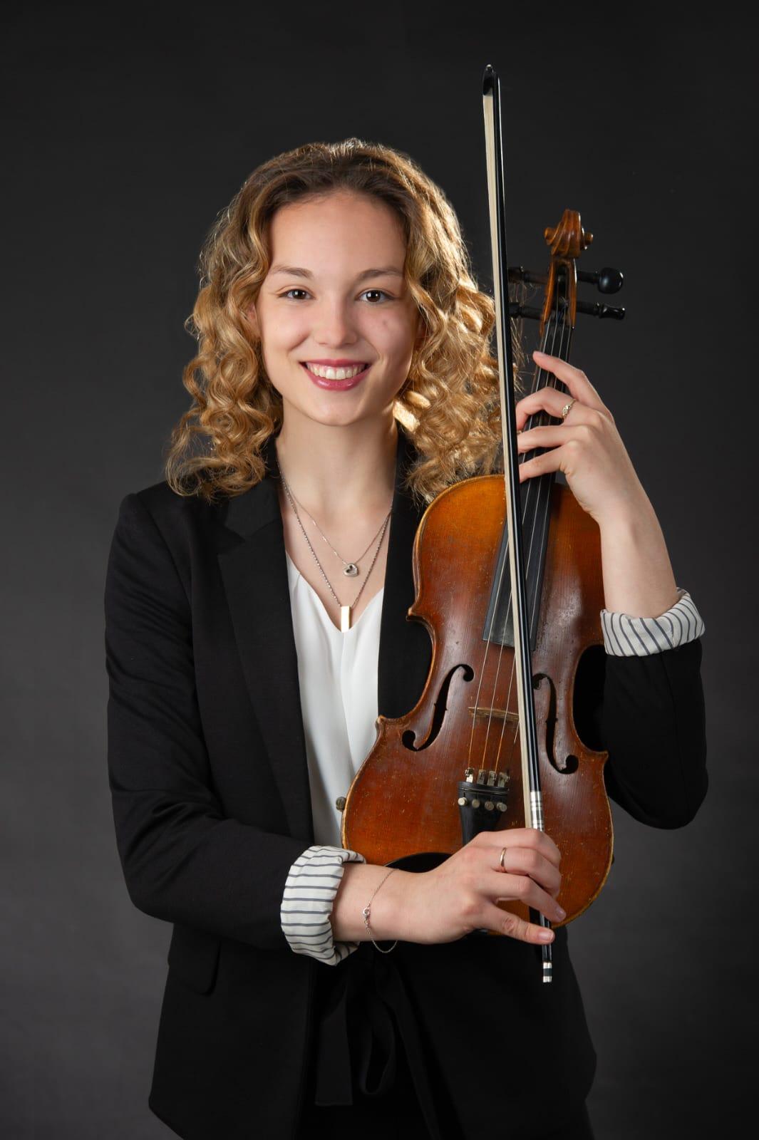 Anton-Brunner-Musikpreisträger 2021: Emely-Anabel Exner