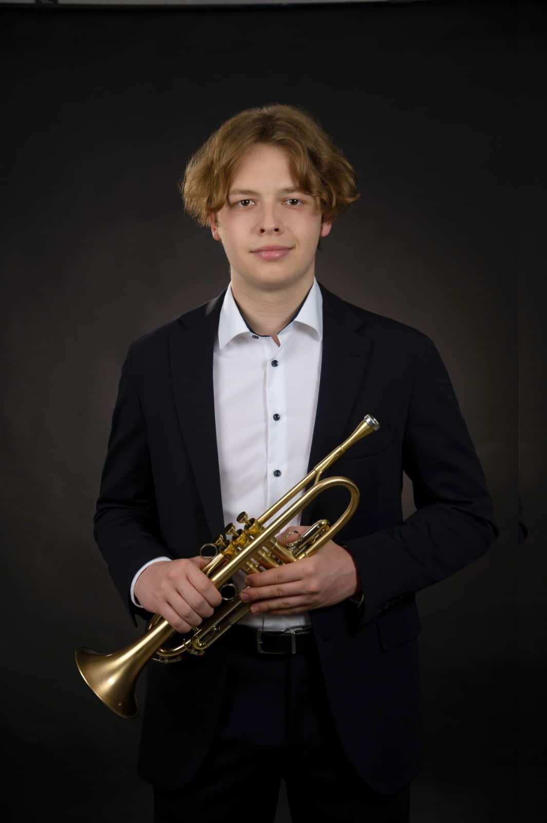 Anton-Brunner-Musikpreisträger 2021: Florian Killinger