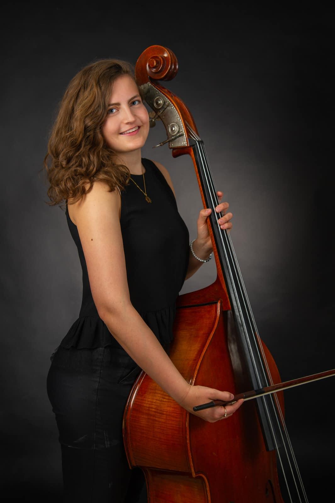 Anton-Brunner-Musikpreisträger 2021: Leah Schießl