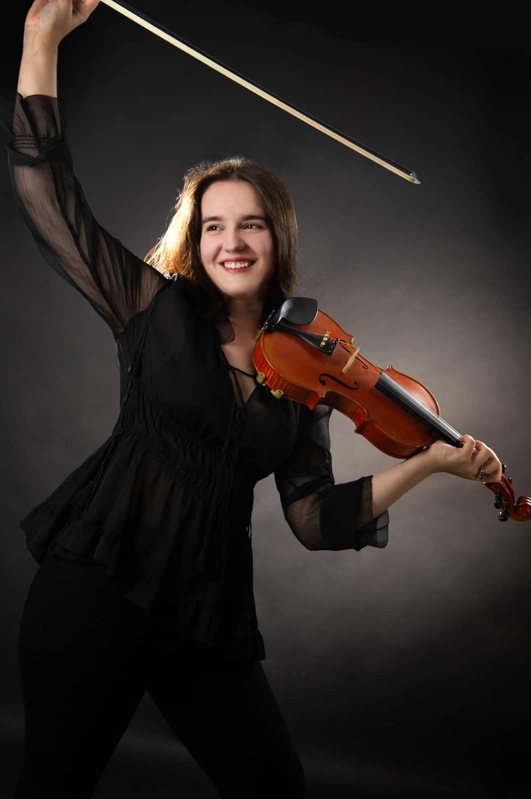 Anton-Brunner-Musikpreisträger 2021 - Magdalena Rohrmüller