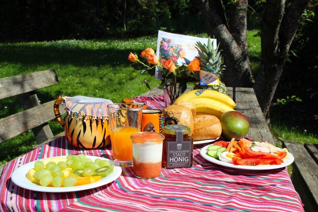 Fairtrade-Frühstück
